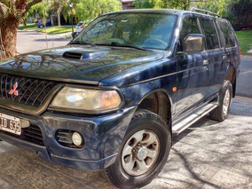 Mitsubishi Nativa 2.5 Glx I 4x4 2003 Manual