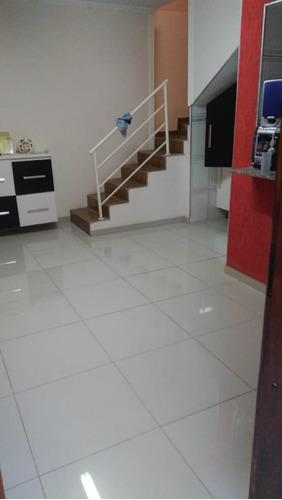 Casa Para Aluguel Em Vila Cecilia Maria - Ca004998
