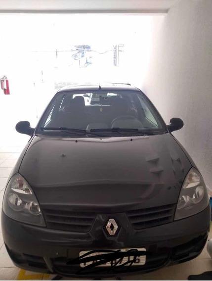 Renault Clio 1.0 16v Campus Hi-flex 3p 2012