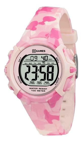 Relógio Feminino X Games Xfppd055 Bxrx - Refinado