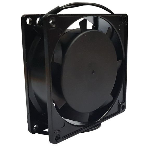 Turbina Cooler Fan Extractor 80x80x25mm 220v Buje 3 Pulgadas