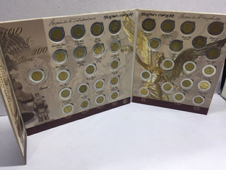 Colección De Monedas Conmemorativas Mexico