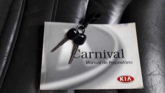 Kia Carnival 2.5 Gs 5p 1999