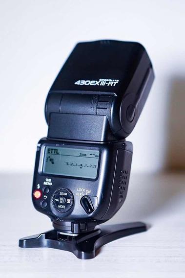 Flash Canon Speedlite 430ex Iii Rt - (oportunidade!!)