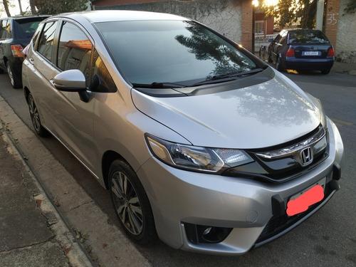 Honda Fit 2016 1.5 Ex Flex Aut. 5p