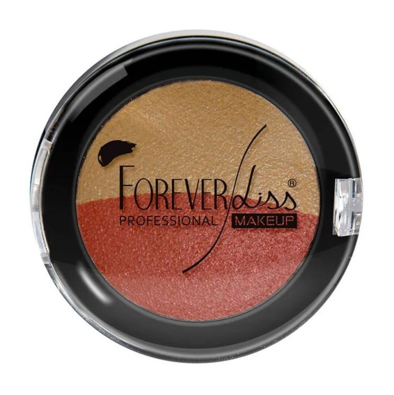 Duo Sombras Baked Luminare Forever Liss - Terracota + Ouro