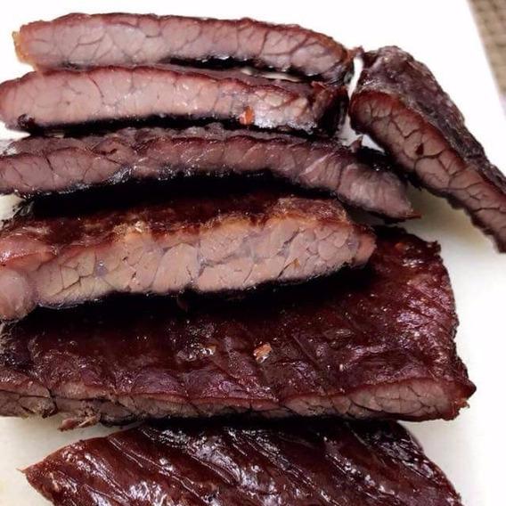 Carne Seca Cecina Sonorense 1 Kg, La Mejor De México