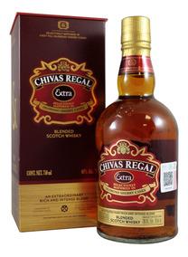 Whisky Chivas Regal Extra Blended Scotch 750 Ml