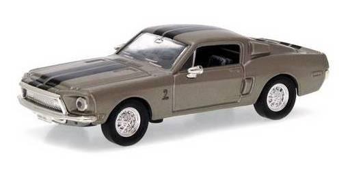 1968 Shelby Gt500 Kr - Escala 1:43 - Yat Ming