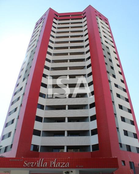 Alugar Apartamento,condomínio Sevilha Plaza,centro,sorocaba ,apartamento Ao Lado Do Ipanema Club, Sorocaba ,apartamento Com 03 Dormitórios 01 Suíte, S - Ap02047 - 34230287