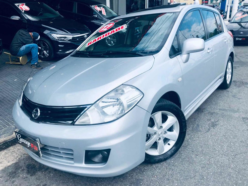 Imagem 1 de 10 de Nissan Tiida 2012 1.8 Sl Flex Aut. 5p