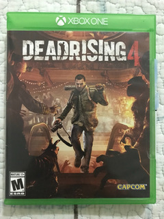 100% Nuevo Dead Rising 4