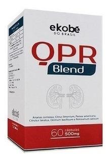 Qpr Ekobé Blend Saúde Renal Rins Limpeza Organismo E Sangue