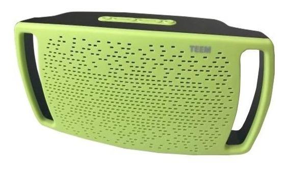 Caixinha De Som Rádio Multifuncional Bluetooth Recarregável