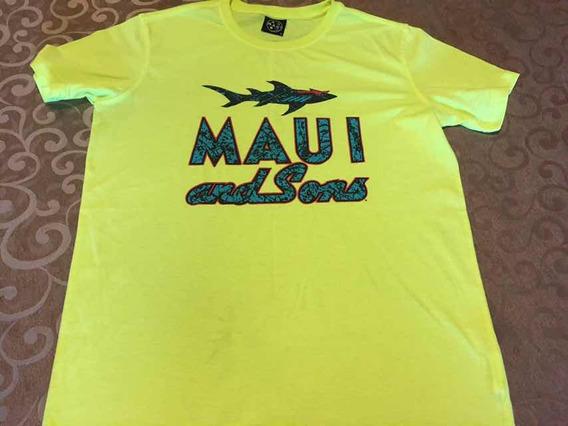 Polera Marca Maui & Sons Talla S