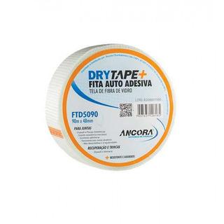 Fita Telada Drywall 48mm X 90m Ancora