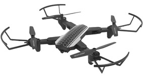 Drone Multilaser Shark Com Câmera Hd Fpv Alcance 80m