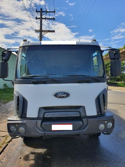 Caminhão Ford Cargo 2629 Traçado Ano 2015 Com Tanque Inox