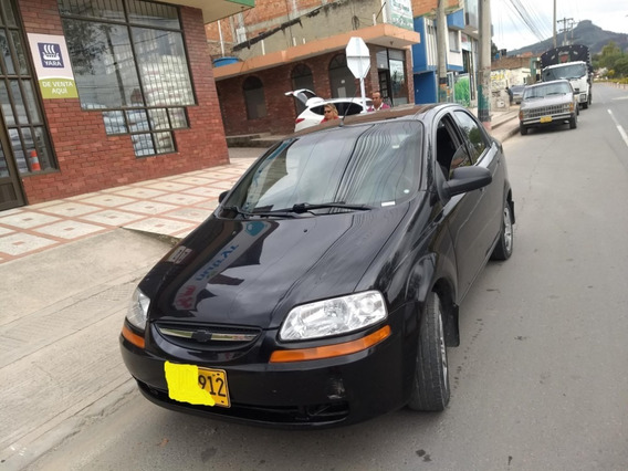 Chevrolet Aveo Mod 2014 20. Neg Listo Para Traspaso