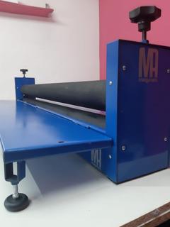 Laminadora Manual En Frio 140cm