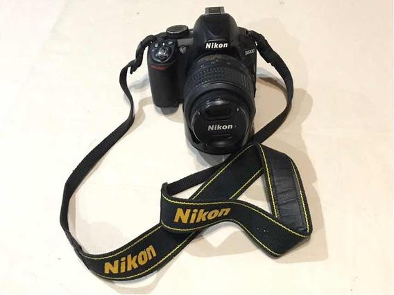 Cámara De Fotos Nikon 3100