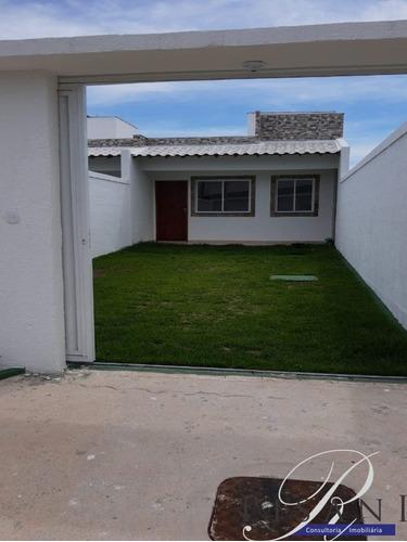 Imagem 1 de 10 de Pedra De Guaratiba, Otima Casa Linear, Documentaçao Perfeita Para Financiar, Novissima, Primeira Locação - Ca00926 - 69334897