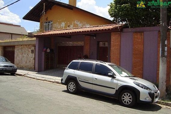 Venda Sobrado 4 Dormitórios Vila Rosália Guarulhos R$ 1.950.000,00 - 23668v