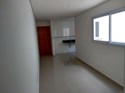 Apartamento Com 2 Dormitórios À Venda, 42 M² Por R$ 230.000 - Vila Camilópolis - Santo André/sp - Ap6881