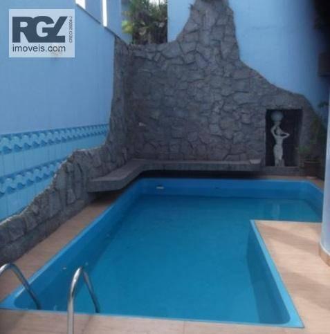 Cobertura Com 4 Dormitórios À Venda, 430 M² Por R$ 2.650.000,00 - Ponta Da Praia - Santos/sp - Co0149