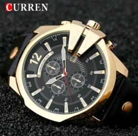 Relógio Original Curren Frete Grátis