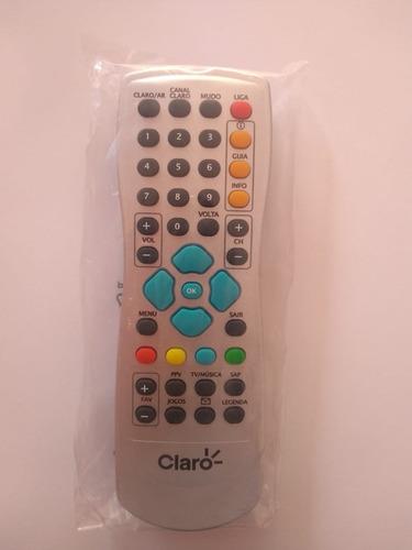 Controle Remoto Claro Tv ( Kit 5 Controles )
