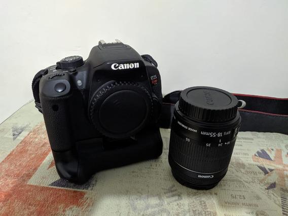 Câmera Canon T5i + Lente 18:55