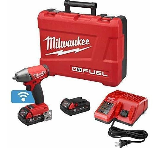 Milwaukee 2758 22ct M18 Fuel With One Key 38 Compact Impact