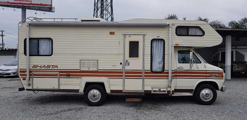 Motorhome Americano Shasta Mh-23f V8 1984 - Trailer - Y@w4