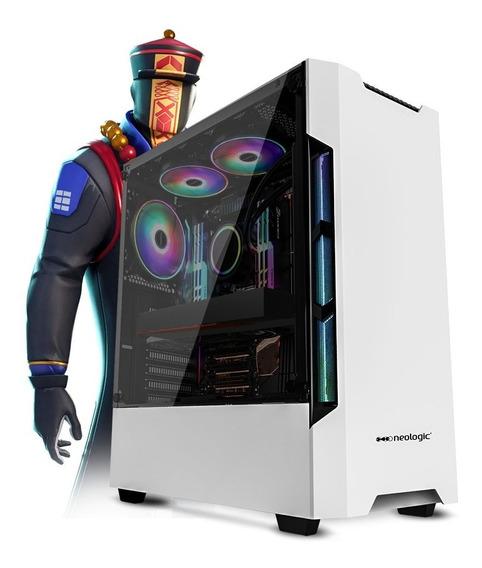 Pc Gamer Neologic Nli81321 I3-7100 8gb (rx 570 4gb)ssd240gb