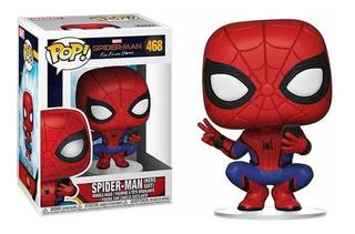 Figura Funko Pop Marvel: Spider-man Ffh (hero Suit)