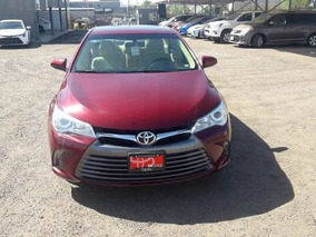 Toyota Camry 2.5 Xle L4 Aa Ee Qc At 2016