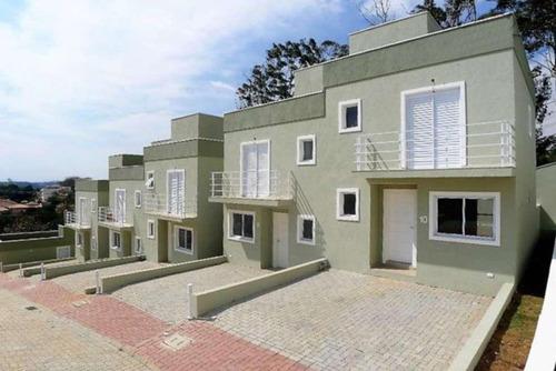 Casa Com 3 Dormitórios À Venda, 87 M² Por R$ 365.000,00 - Parque Dom Henrique - Cotia/sp - Ca1747