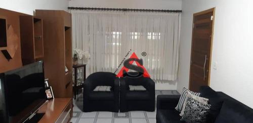 Imagem 1 de 21 de Sobrado Com 3 Dormitórios À Venda, 173 M² Por R$ 750.000,00 - Vila Monte Alegre - São Paulo/sp - So5125