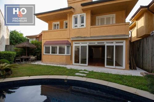 Casa Com 4 Dormitórios, 568 M² - Venda Ou Aluguel - Jardim Guedala - São Paulo/sp - Ca0313
