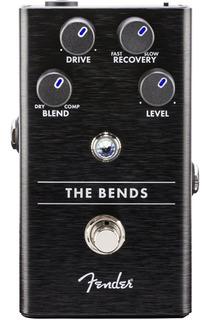 Fender Efecto De Guitarra Eléctrica The Bends Compressor