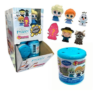 Frozen Squishy Mochi Kawaii Sorpresa Original Anna Elsa Olaf
