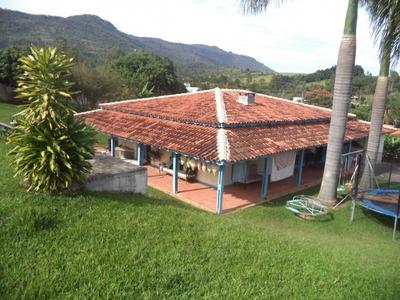 Casa Em Vila Santista, Atibaia/sp De 300m² 4 Quartos À Venda Por R$ 2.200.000,00 - Ca103288