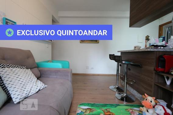 Apartamento No 5º Andar Com 2 Dormitórios - Id: 892945929 - 245929