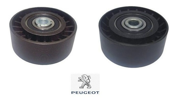 Polias Do Alternador Peugeot 206 1.6 16v 2002 A 2008