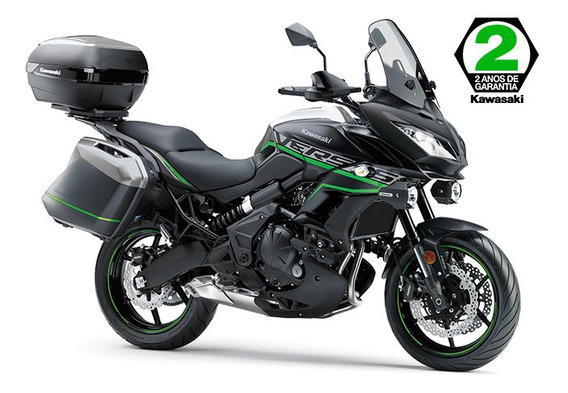 Versys 650 Tourer - Kawasaki - 2020 0km - Consultor Alex