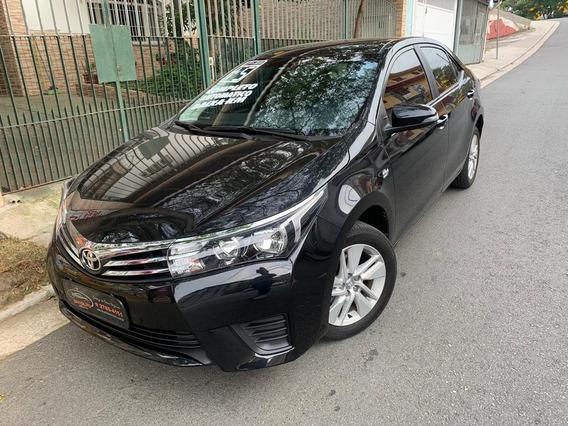 Toyota Corolla 1.8 Gli Completo Baixo Km 2015