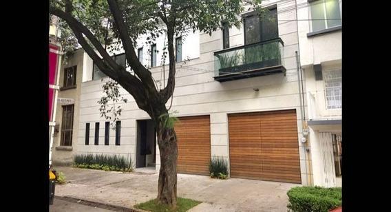 Casa En Venta De 3 Recs En Colonia Del Valle