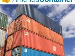 Contenedores Maritimos Obradores 40 Containers Nacionalizado