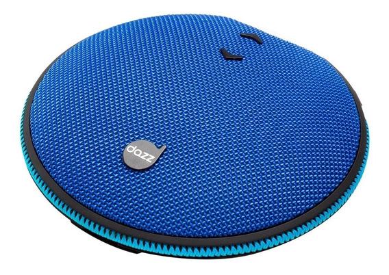 Caixa De Som Dazz Versality Bluetooth 7w 6014721 - Azul